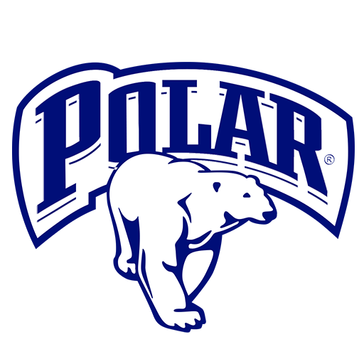 Logotipo Polar Pilsen fondo blanco